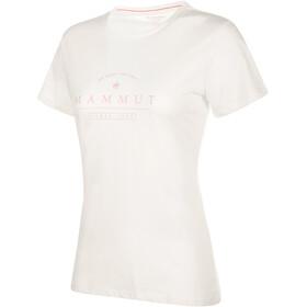 Mammut Seile - Camiseta manga corta Mujer - blanco